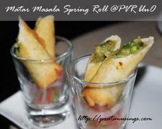Food Sampling @ PVR bluO Pune