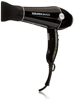 Keratin Complex Hydradry Dual Ion Ceramic Professional Smoothing Dryer *** You can get more details by clicking on the image.