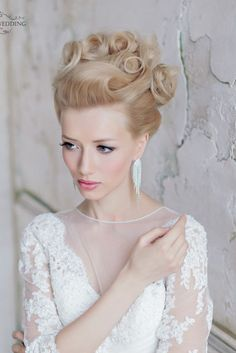 Wedding Hair Ideas Especially for You picture3