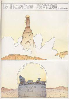 Moebius, la planète encore