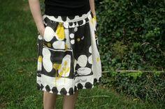 skirt! by flint knits, via Flickr