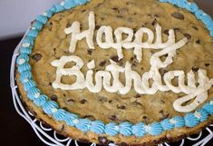 Erica's Sweet Tooth » Chocolate Chip Cookie Cake Take 2