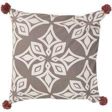 Divine in Diamond Cotton Throw Pillow