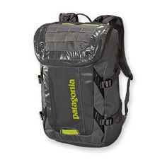 Patagonia Black Hole Pack in black Man Gear, Patagonia Outdoor, Rucksack Backpack, Outdoor Outfit, Packing, Backpacks, My Style, Bags, Clothes