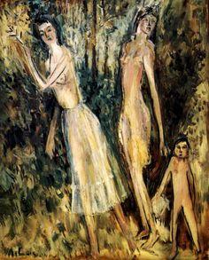 Spring by Mikhail Larionov Russian Avant Garde, Avant Garde Artists, Long Relationship, Art For Art Sake, Art Abstrait, Russian Art, Fine Art, Spring, Drawings