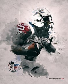 CFL 'Scratch' series, featuring a player from each franchise depicted via digital illustration.