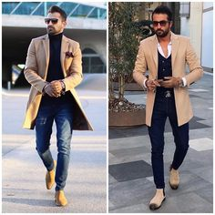 "Gefällt 2,135 Mal, 79 Kommentare - INFLUENCER * MENSWEAR (@mas__style) auf Instagram: ""Left or right?!--------------- @makanveli  Vs @tufanir """
