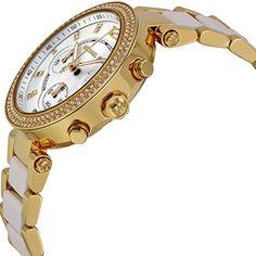 Michael Kors Ladies Parker Chronograph Analog Sport Quartz Watch (Imported) MK6119