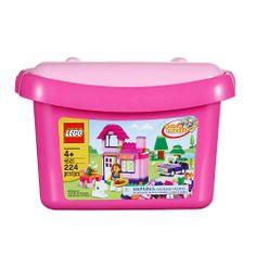 "LEGO Bricks & More Box - Pink (4625) - LEGO - Toys ""R"" Us"
