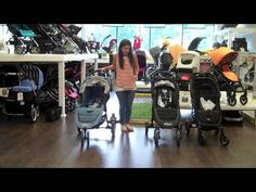 Check Out Baby Jogger City Mini, Baby Jogger City Mini - 4 Wheels & Valco Baby Snap 4 Comparison Video