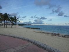 Lucaya Beach...Grand Bahamas Island.