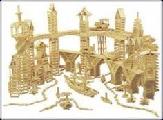 centra kapla, construction en bois pour enfant, construction de kapla, jeux kapla, vacances d'été