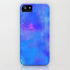 Geometric/Watercolor 1 iPhone & iPod Case by ViviGonzalezArt - $35.00
