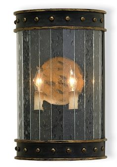 Main stairway option  Wharton Wall Sconce | Currey and Company