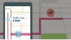 Waze Now Tells You How Long You'll be Stuck in Traffic