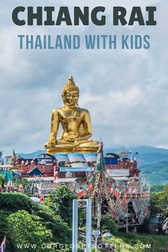 Things to do during a stopover in Chiang Rai. Not as well known as other Thai cities for family travel, but picking up the gems you won't want to miss and insider tips for making the most of a full day in Chiang Rai on your way to the Golden Triangle | Thailand with kids | South East Asia Travel Tips | Thailand insider guide - explore my city on ourglobetrotters.com