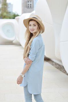 Juliette in Wonderland: http://juliettecapuleti.com #hat #blogger Hat from Szaleo.pl