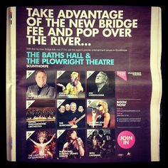 """""""Check out our advert in 2/04/2012 Hull's Daily Mail #thebathshall #scunthorpe"""""""