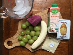 Ingredients-Sweet Almond-pie