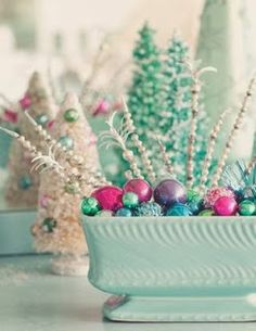 Fru Vintage: Jul i pastell