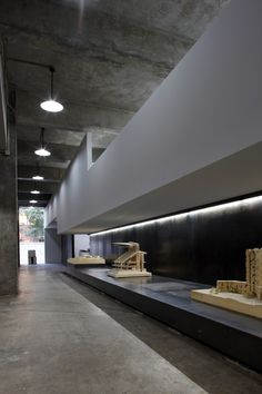 Refurbishment of a Warehouse / TAO – Trace Architecture Office