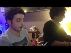 """Gianluca Ginoble """"Sweet Serenade"""" 04/12/2014 via Gianluca Ginoble FBI  I love love love this song <3"""