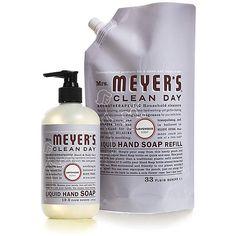 Mrs. Meyer's Lavender Hand Soap + Refill Set #WalmartGreen