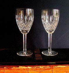 Vintage Castlemaine by Waterford Crystal by VintageHomeShop, $149.00