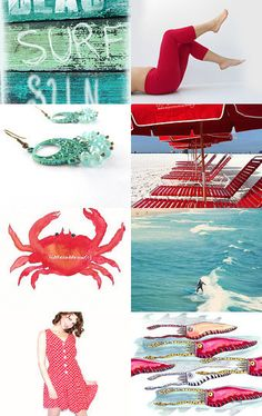 """""""Time for the Beach"""" treasury @Etsy; featuring Beach Cottage Life Photography"""