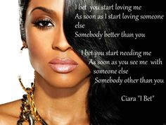 ciara song quotes - photo #1