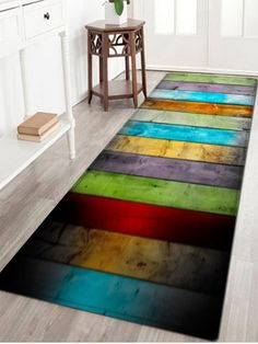 GET $50 NOW | Join RoseGal: Get YOUR $50 NOW!http://m.rosegal.com/carpets-rugs/colorful-striped-pattern-water-absorption-1188133.html?seid=lo0ijotad2gvun3cmc1nnro883rg1188133