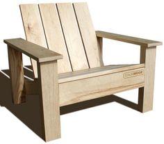 REPOSE-PIED DE JARDIN DESIGN CLUBE – Repose-pied de jardin éco-design en bois