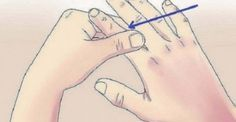 "What Is Acupressure Rub your thumb and pull it upwards Thumb is connected to heart and lungs. When rapid heartbeat, or when you will stay breathless, what you need to do is to massage your thumb and to pull it up. ""Index finger massaging"" against. Acupuncture, Acupressure Treatment, Index Finger, Heart And Lungs, Calendula Benefits, What Happened To You, Health Benefits, Health Tips, Health And Beauty"