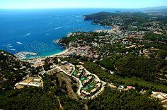 Crique Costa Brava, Location villa Costa Brava Espagne