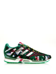 What we would do for an Adidas Originals by Mary Katrantzou Bomfared Equipment Racer trainers. LOVE!  #MATCHESFASHION