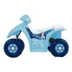 Kid Trax 6V Cinderella Quad