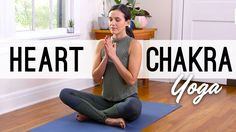 Heart Chakra Yoga For Beginners  |  Yoga With Adriene