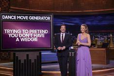 Blake Lively Wearing Purple Roland Mouret Dress | POPSUGAR Fashion Photo 2