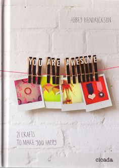 21 crafts to make you happy
