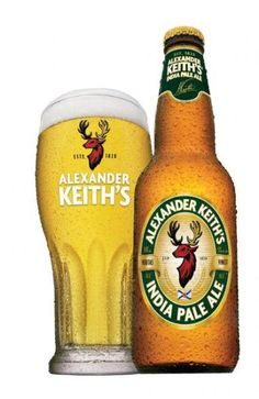 So this is the legendary taste of Alexander Keiths... Quite watery, very faint citrus and floral hops, light roasted and grainy malt. A step up from Molson or Labatt, but not something Nova Scotia should take pride in. There are far better beers being made in the province.