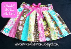 Jelly Roll Skirts