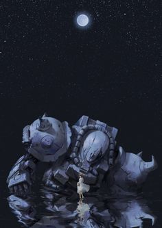 Gundam by Totuka