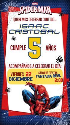 agricancoursex - 0 results for fiesta Spiderman Birthday Invitations, Superhero Birthday Party, Boy Birthday, Monster Inc Birthday, Wedding Invitation Video, Amazing Spiderman, Digital Invitations, Instagram, Israel