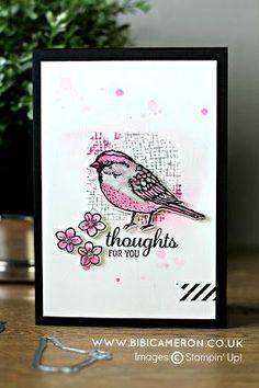 Best Birds Stamp Set Stampin Up