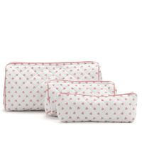 Pink Heart Washbags