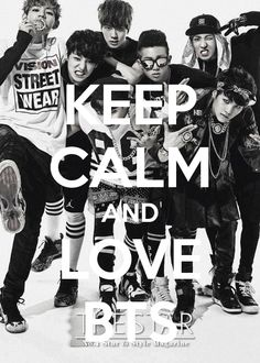 Keep calm and always love bts