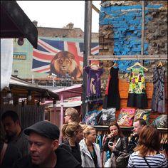 Camden Town #london #shopping #accorcityguide The nearest Accor hotel : ibis London Euston St. Pancras