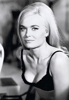 Shirley Eaton in GOLDFINGER (1964)