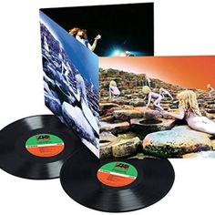 Check out Led Zeppelin HOUSES OF THE HOLY Vinyl Record - Remastered, Deluxe Edition, 180 Gram Pressing on @Merchbar.
