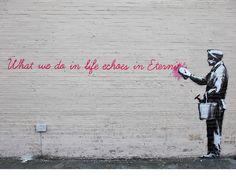 Banksy, el artista vendido que se corrompió